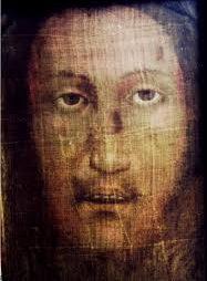 Volto Santo                                                       – Das wahre Antlitz Jesu